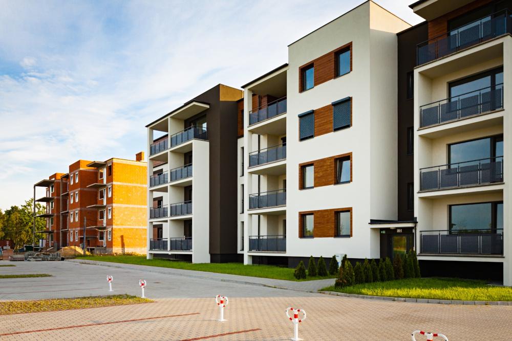 atrakcyjne apartamenty do wynajęcia w zadbanej okolicy