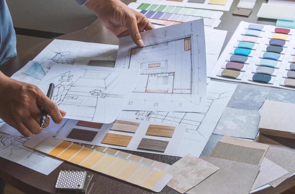 projektowanie wnętrza